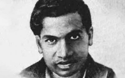 In search of another Ramanujan