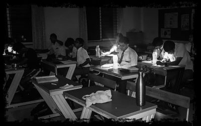 Glimpse of dedication and hard work by Centum Academy JEE Advanced Students